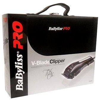 BABYLISS PRO Professional Hair Clipper V-Blade Precision