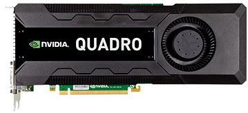 HP NVIDIA Graphics PLUS Quadro K5000 - Graphics Card | Alzashop com