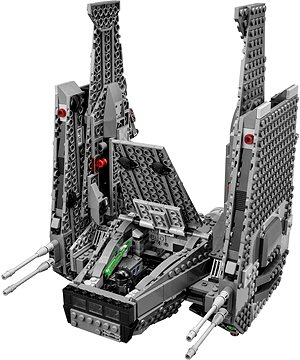 Kylo Ren's Command Shuttle™ 75104 | Star Wars™ | Buy online at the ... | 360x300