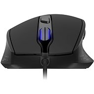 Eternico Wired Mouse MD300, Black - Mouse