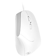 Eternico Wired Vertical Mouse MDV300, White - Mouse