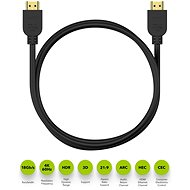 AlzaPower Premium HDMI 2.0 High Speed ??4K 2m - Video Cable