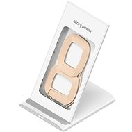 AlzaPower WF220 Wireless Fast Charger, White - Wireless Charger