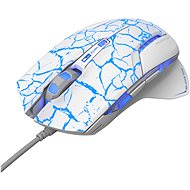 E-Blue Mazer Pro, White and Blue - Gaming Mouse