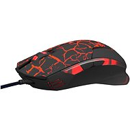 E-Blue Mazer Pro, Black and Red - Gaming Mouse