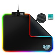 Connect IT CMP-3100-SM NEO RGB, Black - Gaming Mouse Pad