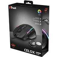 Trust GXT 165 Celox Gaming Mouse - Gaming Mouse