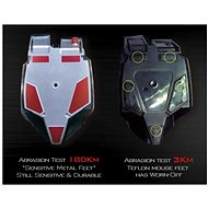 A4tech Bloody V8 V-Track Core 3 Metal Pads - Gaming Mouse
