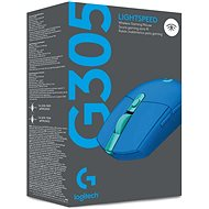 Logitech G305 Recoil, Blue - Gaming Mouse