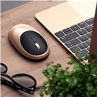 Satechi M1 Bluetooth Wireless Mouse - Gold - Mouse