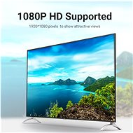 Vention VGA Exclusive Cable, 20m, Black - Video Cable