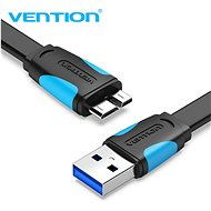 Vention USB 3.0 (M) to Micro USB-B (M), 0.5m, Black - Data cable