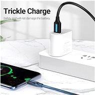Vention USB 2.0 -> MicroUSB Charge & Data Cable 0.5m Black - Data Cable