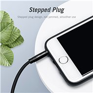 Vention 3.5mm Male to 2x 3.5mm Female Stereo Splitter Cable 0.3M Black Metal Type - Adapter