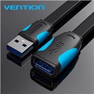 Vention USB3.0 Extension Cable, 2m, Black - Data cable