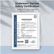 Vention USB-A Quick 3.0 18W + USB-C PD 20W Wall Charger White - AC Adapter
