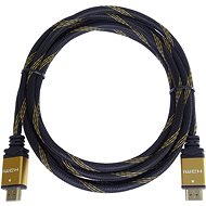 PremiumCord GOLD HDMI High Speed 10m - Video Cable