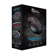 White Shark MARCUS-2/B - Gaming Mouse