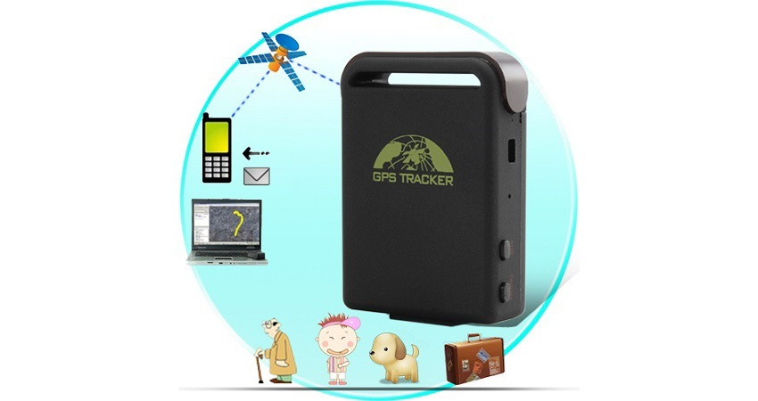 GPS tracker; features