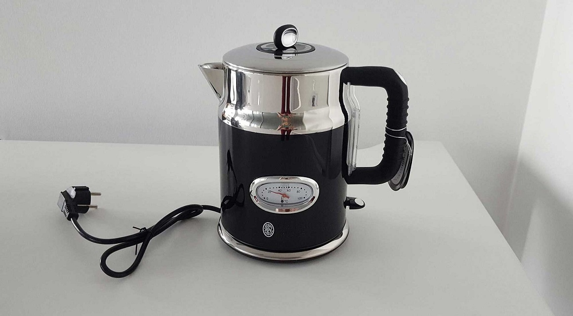 russell hobbs retro kettle  review