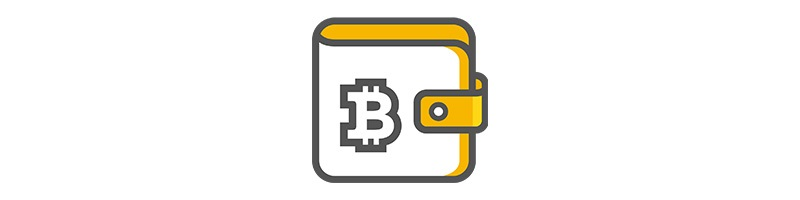 bitcoin wallet graphic