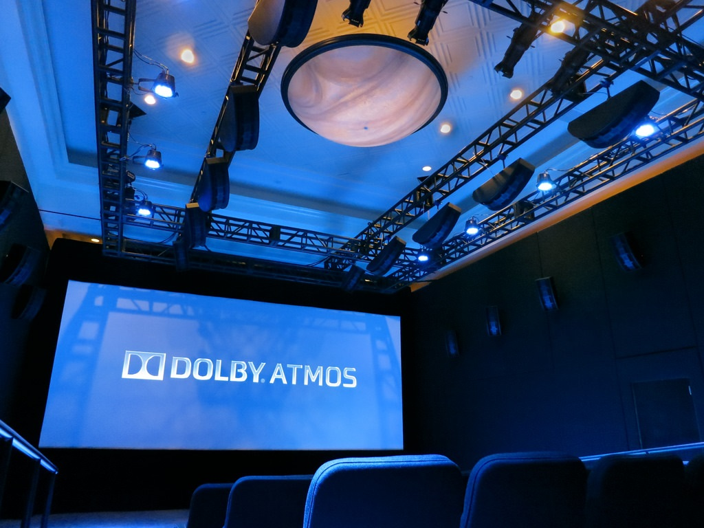 Dolby Atmos Demo Room