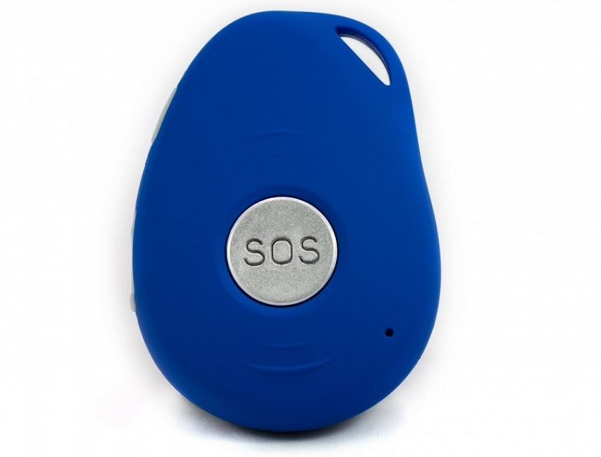 GPS locators; SOS buttons