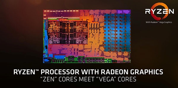 AMD Ryzen Mobile (Raven Ridge), A Powerful CPU For Laptops