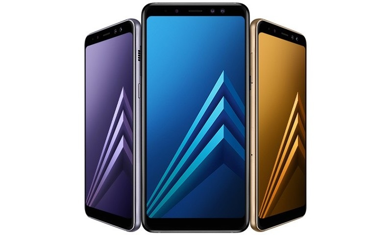 Samsung Galaxy A8: Review