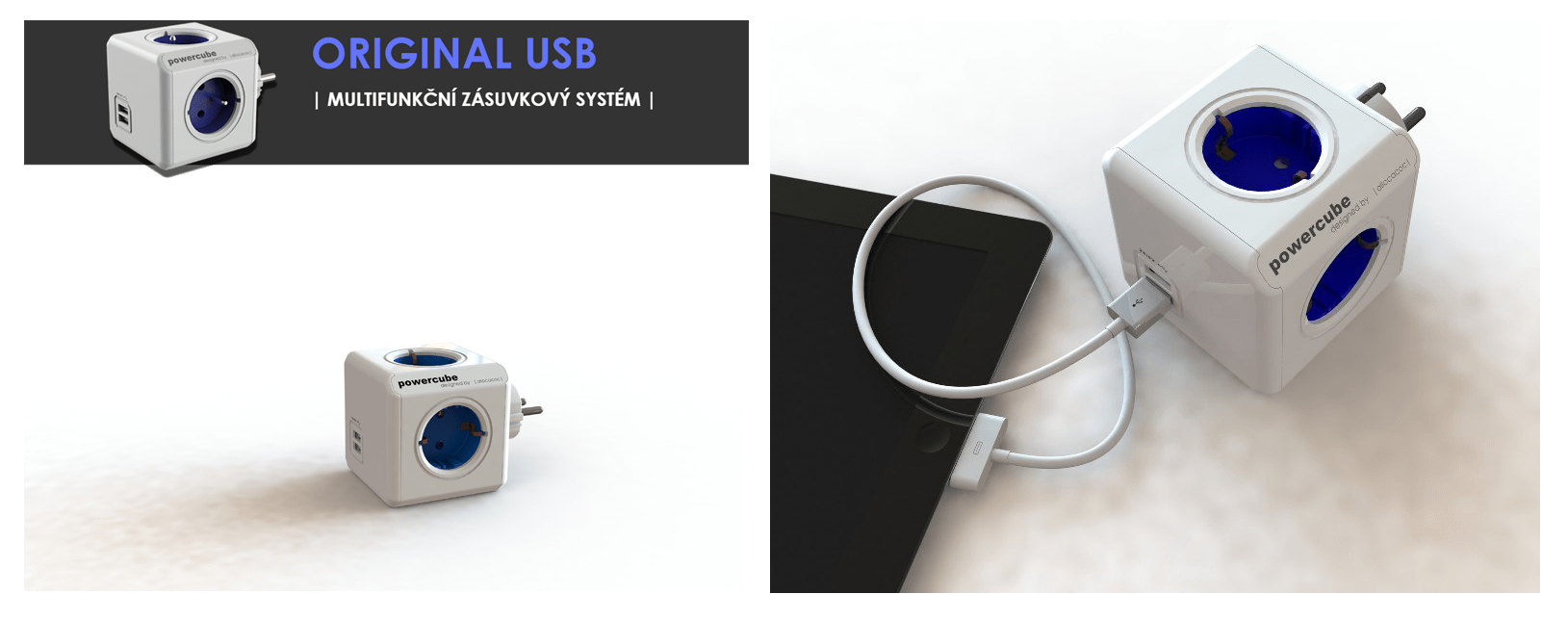 PowerCube Original 2USB