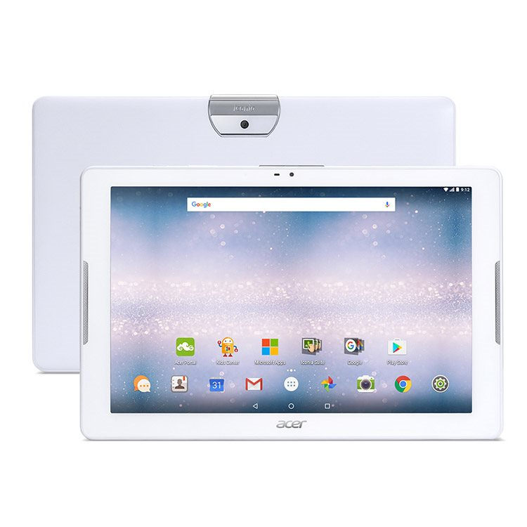 Acer Iconia One 10 32GB White - Tablet | Alzashop.com