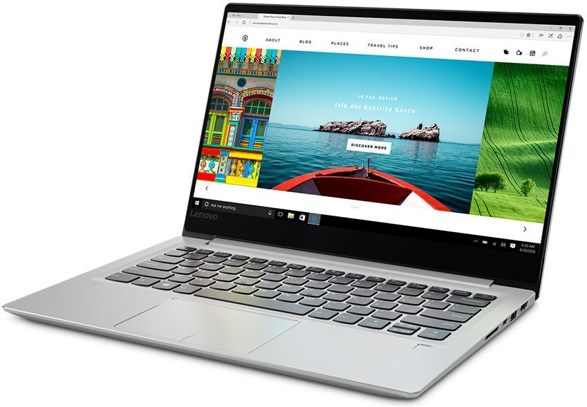Lenovo ideapad 720s 14ikbr champagne gold ultrabook alzashop a high quality ips display fandeluxe Images