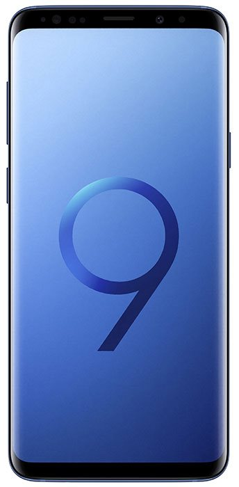 Samsung Galaxy S9 Duos Blue Mobile Phone Alzashopcom