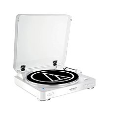Audio-Technica AT-BT LP60WH - Turntable