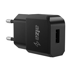 AlzaPower Smart Charger 2.1A Black - Charger