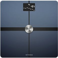 Nokia Body+ Full Body Composition WiFi Scale - Black - Bathroom scales