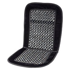 COMPASS Ball seat cover with black rim 93x40cm - Car Seat Covers