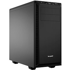 Be quiet! PURE BASE 600 Black - PC Case