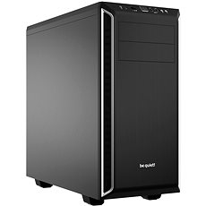 Be quiet! PURE BASE 600 black/silver - PC Case