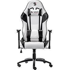 SilentiumPC Gear SR300 white - Gaming Chair