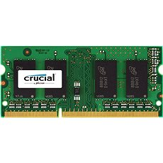 Crucial SO-DIMM 4GB DDR3 1066MHz CL7 for Apple/Mac - System Memory