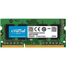 Crucial SO-DIMM 16GB DDR3L 1866MHz CL13 for Mac - System Memory