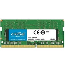 Crucial SO-DIMM 16GB DDR4 2400MHz CL17 for Mac - System Memory