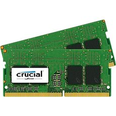 Crucial SO-DIMM 16GB KIT DDR4 2400MHz CL17 for Mac - System Memory