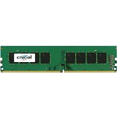 Crucial 4GB DDR4 2400MHz CL17 Single Ranked - System Memory