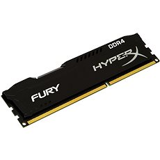 HyperX 4GB DDR4 2400MHz CL15 Fury Black Series - System Memory