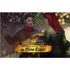 Kingdom Come: Deliverence - The Amorous Adventures of Bold Sir Hans Capon (steam DLC) - Gaming Accessory