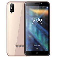 Doogee X50L Gold - Mobile Phone