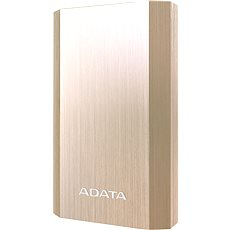 ADATA A10050 Power Bank 10050mAh Gold - Powerbank