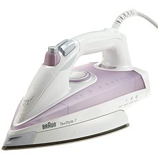 BRAUN TS 715 - Steam Iron